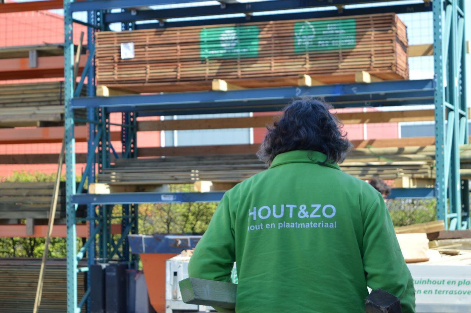 Hout & Zo - Houthandel op Goeree-Overflakkee