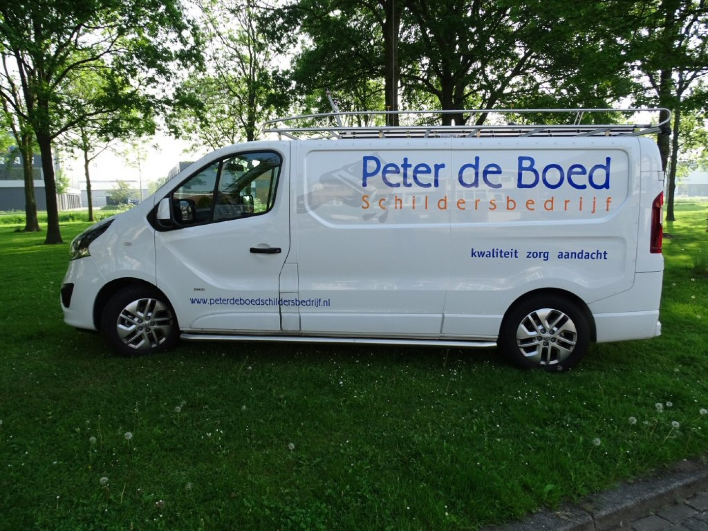 Peter de Boed Schildersbedrijf - Schildersbedrijf op Goeree-Overflakkee