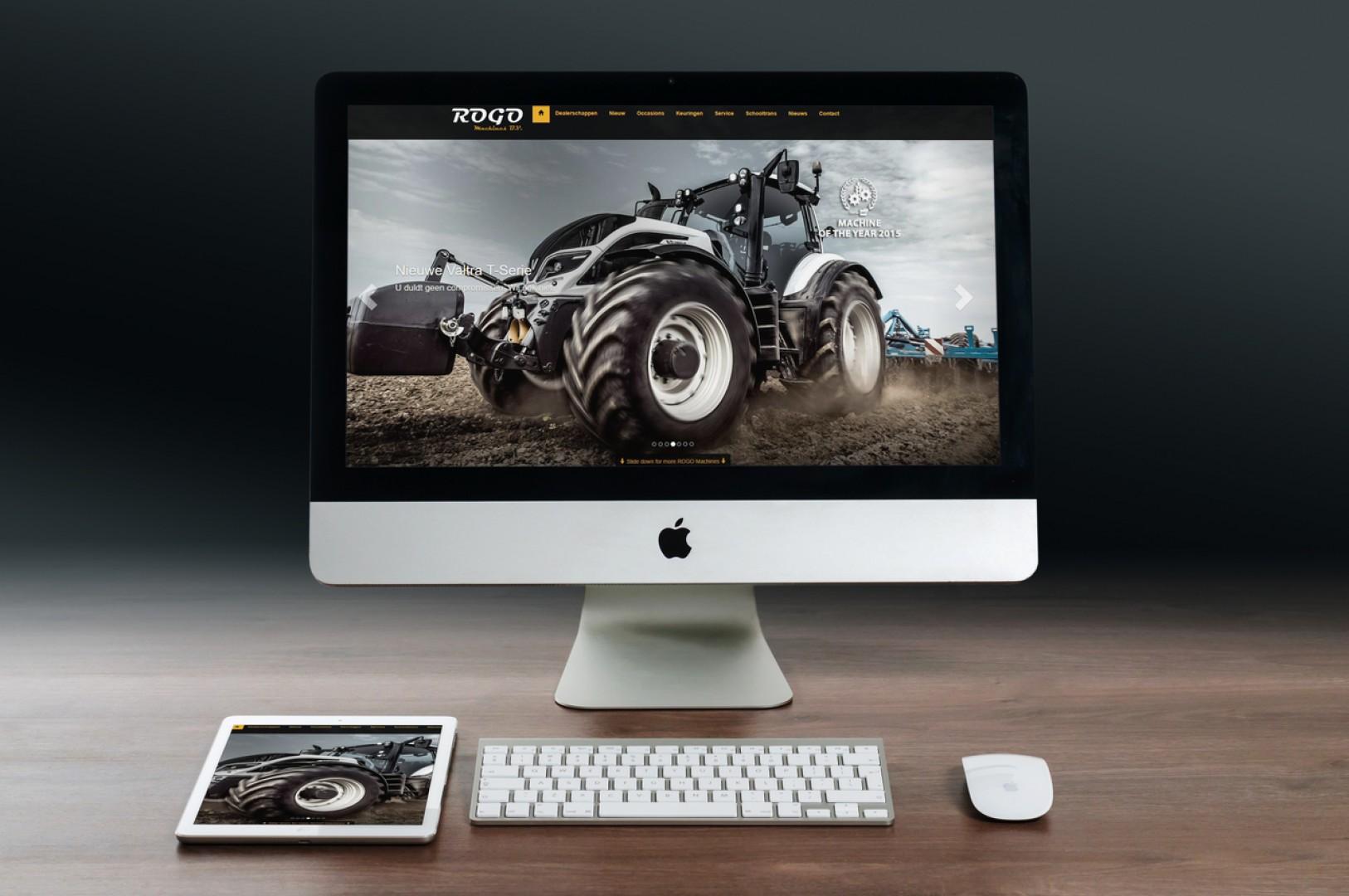 ROGO Machines B.V. - Landbouw mechanisatie bedrijf op Goeree-Overflakkee