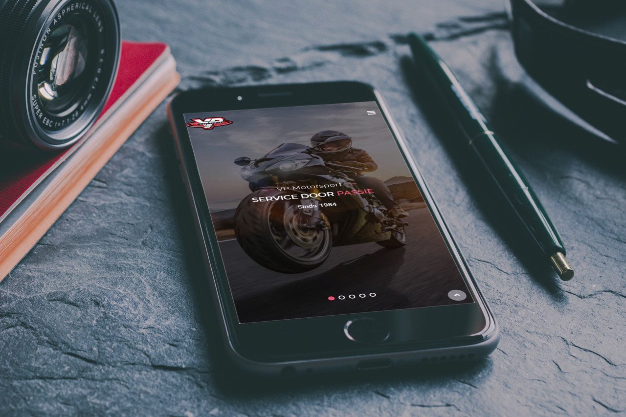 VP Motorsport - Motorzaak op Goeree-Overflakkee
